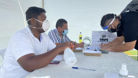 Tanto para la primera como para la segunda vuelta se aprobó que los ciudadanos que se desempeñen como miembros de mesa recibirán una compensación económica de S/120 que deberán tramitar en el sitio web de la ONPE.