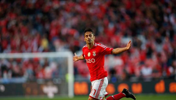 Champions League: Jonas sobre la hora le da la victoria al Benfica