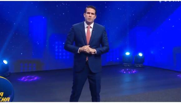 Paco Bazán reaparece en ATV y pide disculpas por comentarios sobre la pandemia. (Foto: Captura ATV)