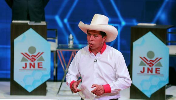 """Candidato por Perú Libre señaló que podrá """"el pecho por el Perú"""" para resolver los problemas de la población en medio de la pandemia por el COVID-19. (Foto: Archivo de GEC)"""