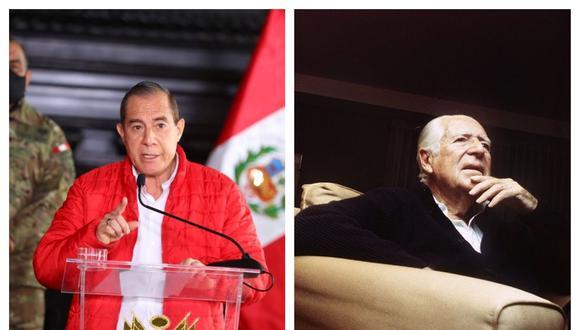 Walter Matos pidió perdón a Fernando Belaúnde Terry por accionar de Manuel Merino