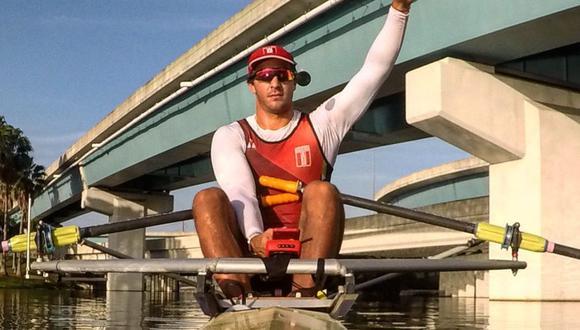 Álvaro se preparó dos años para los Juegos Olímpicos. (Foto: @alvarotma)