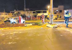 Mujer muere tras incendiarse un auto en Nuevo Chimbote