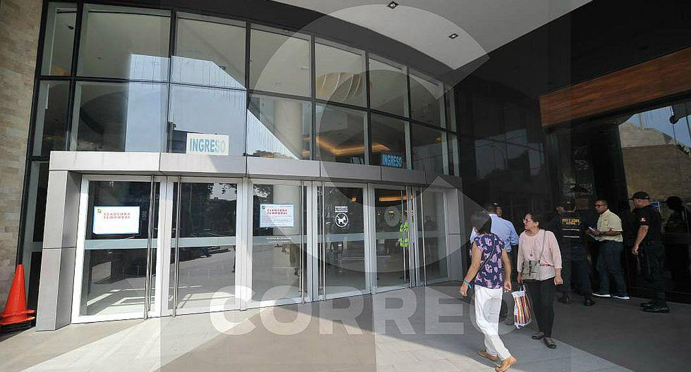 Municipalidad de Jesús María levanta clausura al Real Plaza Salaverry