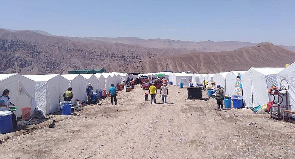 Once distritos de Tacna fueron declarados en emergencia por la PCM