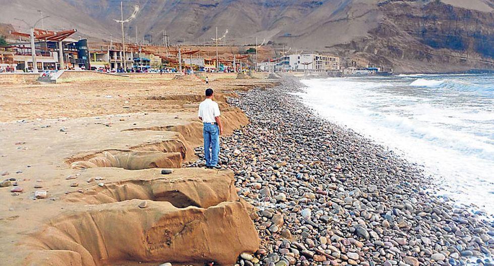Cierran Costa Verde y Costanera por alerta de tsunami