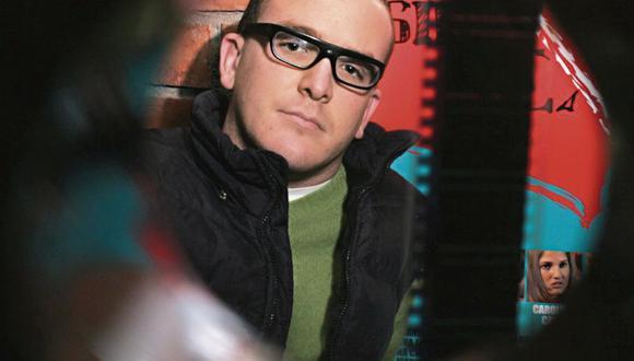 Frank Pérez-Garland, director peruano. (Foto: Juan Ponce)