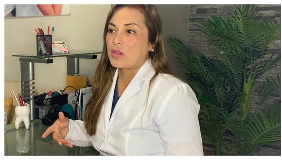 Mirella Zegarra Diaz tentará una curul en elecciones del 2021, pero, primero deberá afrontar proceso interno que es organizado por la Onpe.