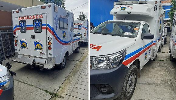 Fiscalía inicia investigación preliminar por compra de diez ambulancias en Apurímac
