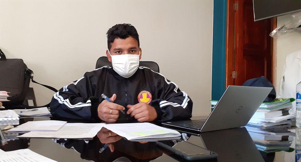 """Huancavelica: Director de la Diresa rechaza que haya """"delivery de gestantes"""""""