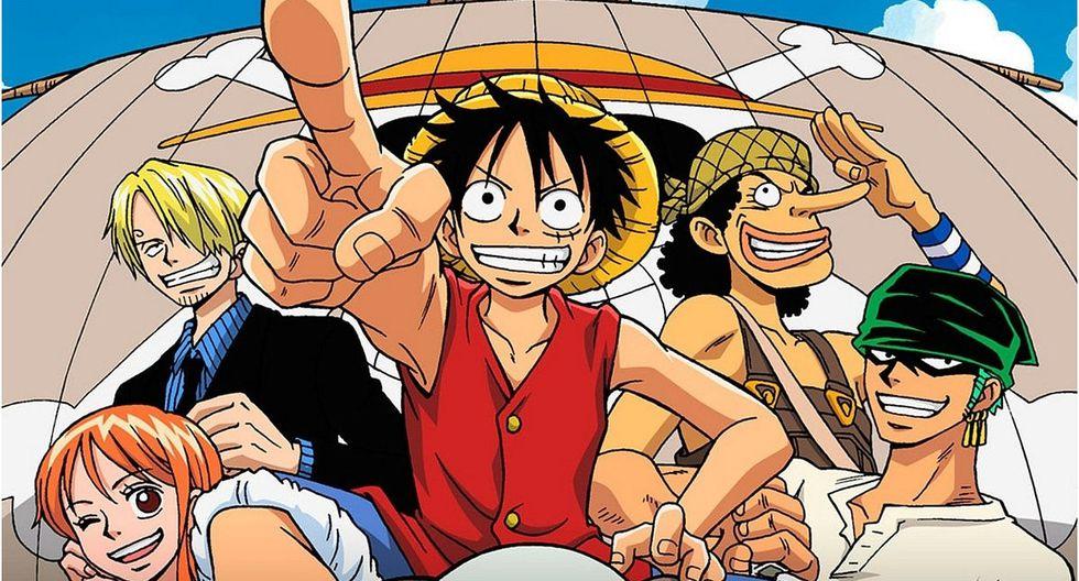 """Netflix podría estrenar """"live-action"""" de One Piece (FOTO)"""