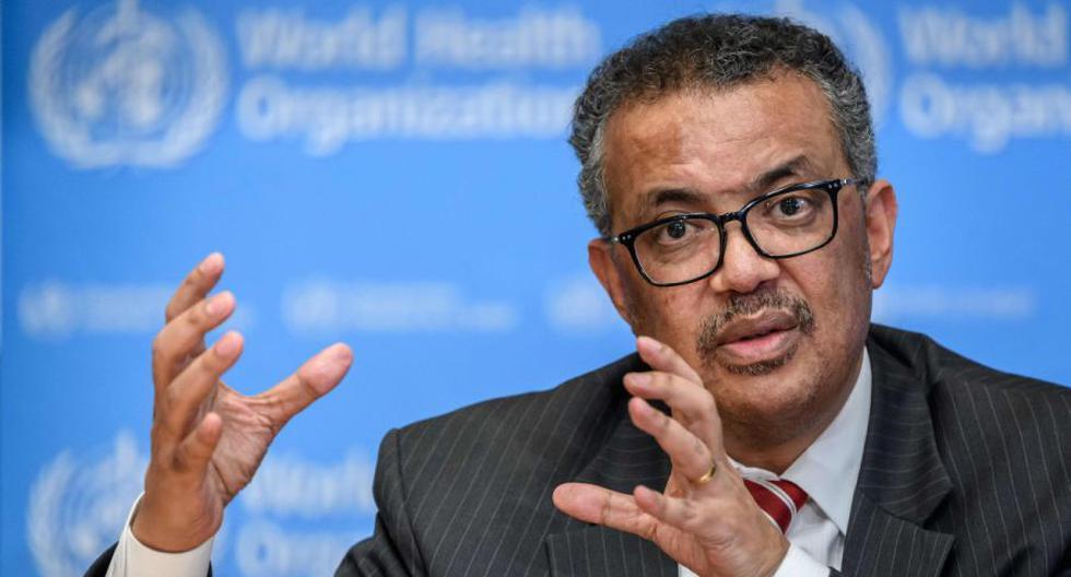Director de la OMS confirma cuál fue el origen del coronavirus