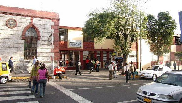El hospital Goyeneche es parte del Patrimonio Cultural, lo que impide la demolición una parte de su infraestructura
