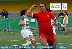 Juegos Panamericanos Lima 2019: Las seleccionadas de rugby ganaron el partido contra México (VIDEO)