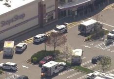 EE.UU.: un muerto y dos heridos en un tiroteo en un supermercado de Nueva York