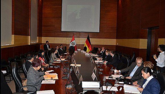 Alemania ofrece 200 millones de dólares en cooperación a Perú