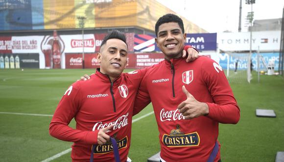 Christian Cueva será una de las figuras de Perú en el encuentro ante Bolivia. (Foto: Selección Peruana)