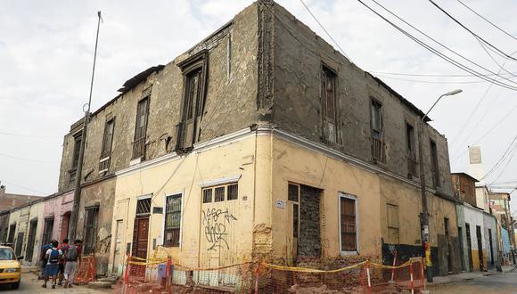 Alcalde de Lima informó que 13 distritos de la capital reportaron algún tipo de daño material tras el sismo de magnitud 6. (Foto referencial: Juan Ponce/GEC)