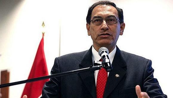 Comisión de Fiscalización planea citar a presidente Vizcarra por caso Chinchero