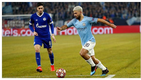 Champions League: Manchester City remonta 3-2 al Schalke en Alemania (VIDEO)