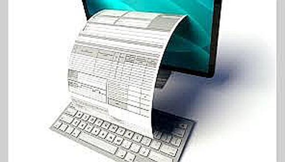 Sunat: Cada día se emiten unas 800 mil facturas en Perú