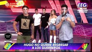Gian Piero Díaz tuvo fuerte discusión con 'El Tribunal' en vivo (VIDEO)