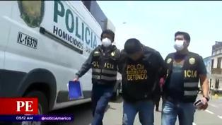 Capturan a falsos colectiveros en el distrito de Comas