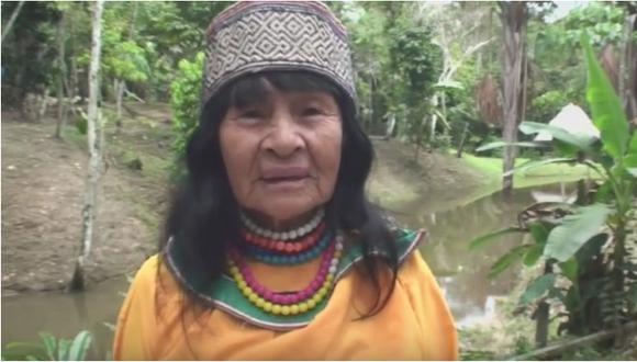 Olivia Arévalo Lomas, lideresa shipibo konibo, fue asesinada esta tarde (VIDEO)