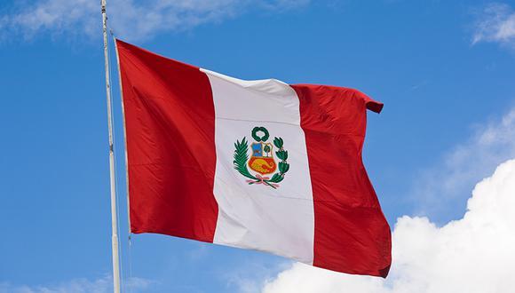 En el año 1820, el general don José de San Martín eligió los colores de la bandera del Perú.