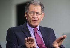 Óscar Urviola renunció al Consejo Consultivo de la Comisión de Constitución