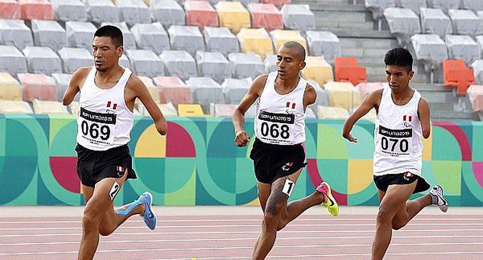 Atletismo: Perú consigue dos nuevas medallas de oro en Parapanamericano Open