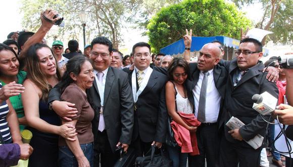 Poder Judicial ordena libertad de viudo de Edita Guerrero