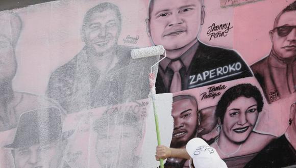 Ubicado en el Callao, fue una iniciativa de Juan José Vinces Manzanares, más conocido como 'Pussy', quien fue asesinado el pasado jueves.  (Foto:César Bueno /@photo.gec)