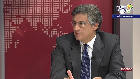 """Juan Sheput: """"El gobierno se decidirá por un premier 'chicha'"""""""