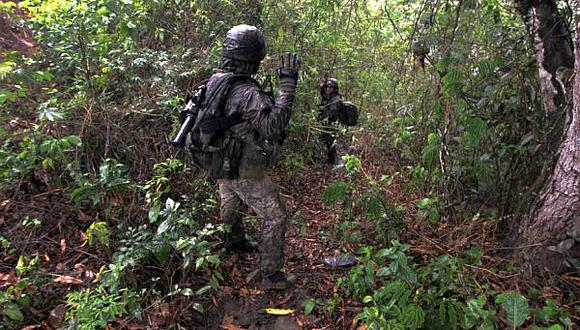 VRAEM: Soldado muere tras ataque terrorista a base militar
