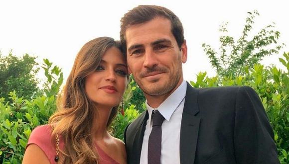 Iker Casillas: Esposa es dada de alta tras operación de cáncer de ovario