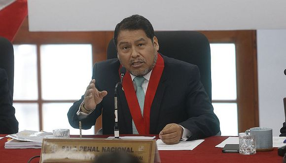 Juez Richard Concepción: habla el magistrado que lo apartó del Caso Keiko Fujimori (VIDEO)
