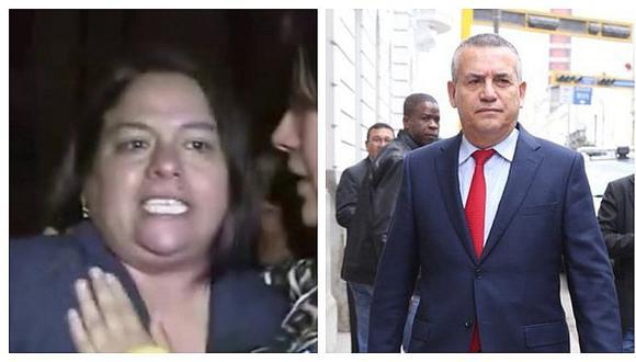 """Sharmelí Bustíos calificó de """"gran logro"""" anulación de sentencia contra Daniel Urresti"""