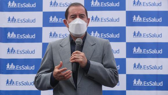 Primer ministro Walter Martos reiteró que hay sectores que buscan postergar las elecciones de abril próximo, pero no quiso dar nombres (Foto: PCM)