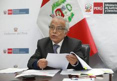 """Aníbal Torres a Vladimir Cerrón: """"No te metas en el Gobierno"""""""
