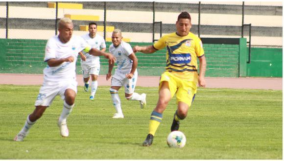 Copa Perú: Chavelines y Llacuabamba igualan 1 a 1 (FOTOS)