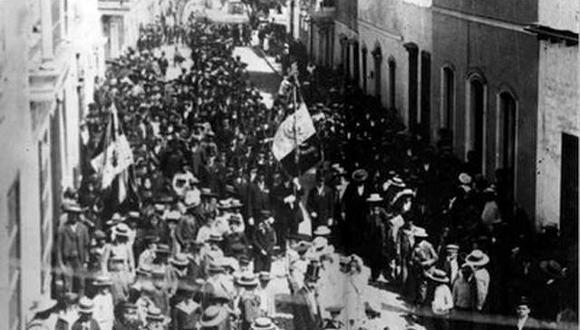 Tacna tuvo que esperar hasta 1929 para celebrar a lo grande la independencia del Perú. (Foto: Difusión)