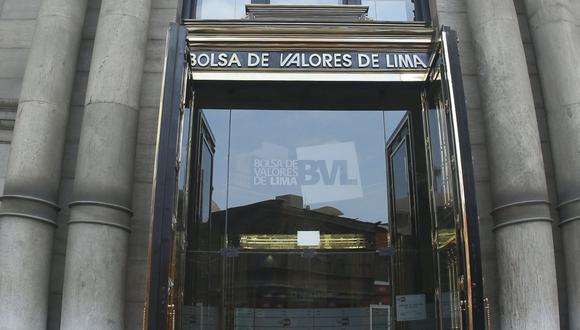 El indicador S&P/BVL Perú General, el más representativo de la bolsa, subía un 0.46%. (Foto: GEC)