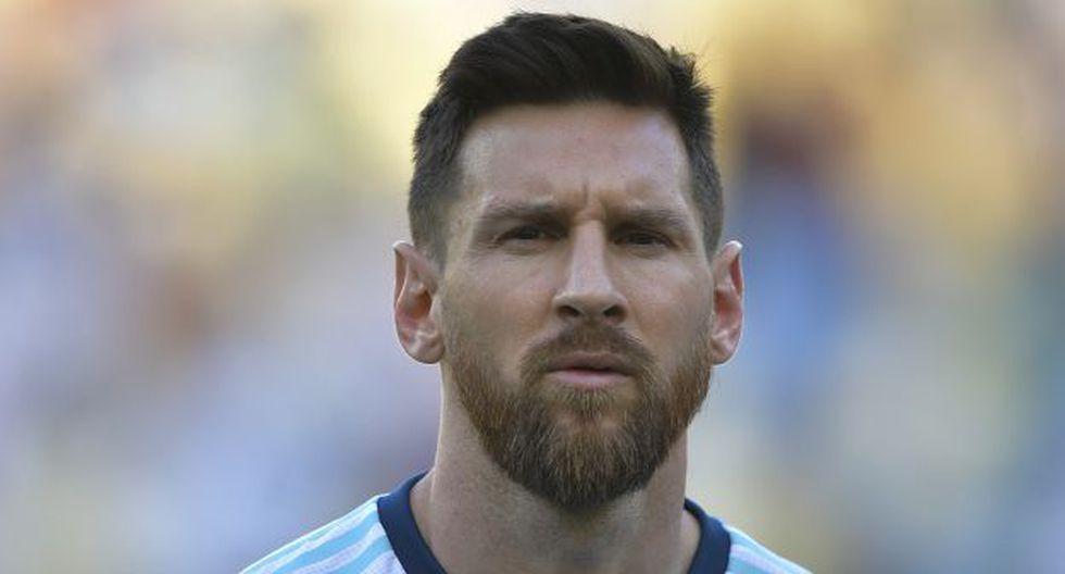 Lionel Messi quedó habilitado para jugar las Eliminatorias desde el inicio