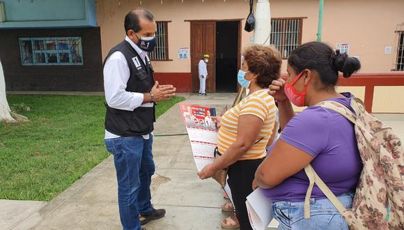 Postulante al Congreso por La Libertad confía en que el Jurado habilite la candidatura presidencial de Victoria Nacional.
