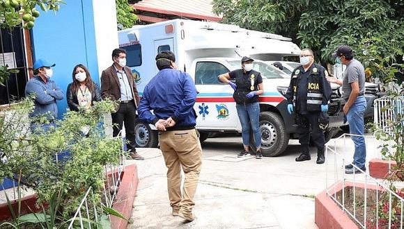 Denuncian presuntas irregularidades en compra de ambulancias por el Gobierno Regional de Apurímac