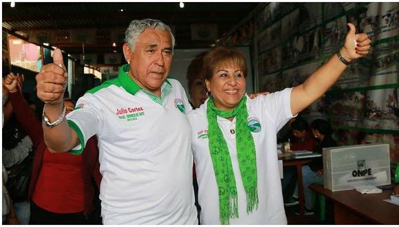 Cuatro años de cárcel para Espinoza y Cortez