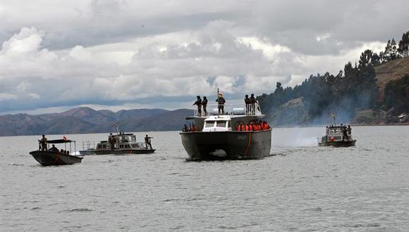Bolivia: Policías y militares combatirán el narcotráfico y contrabando en lago Titicaca