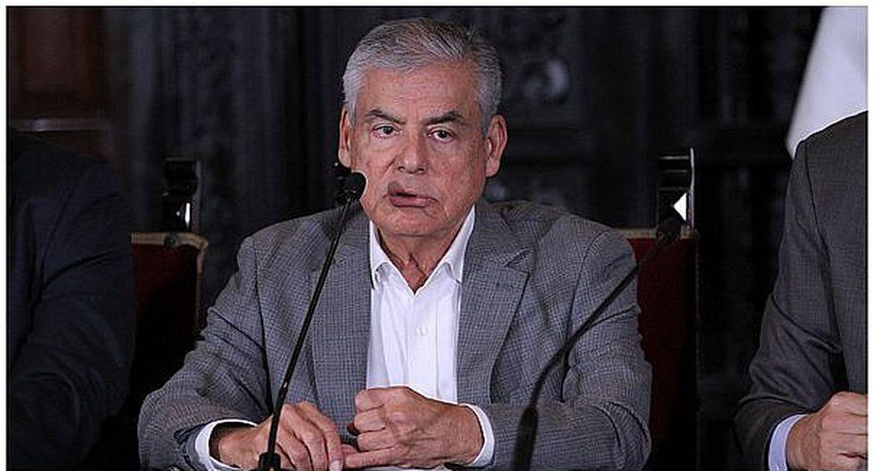 """César Villanueva sobre reforma laboral: """"No se reducirán vacaciones de trabajadores"""""""