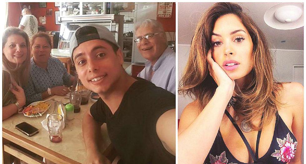 Patricio Quiñones: la reacción de sus padres al ver a Milett Figueroa en TV (VIDEO)